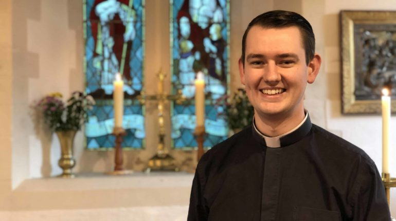 Rev. Dean Aaron Roberts